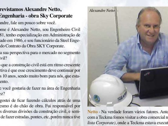 Neto - Steel - Destac