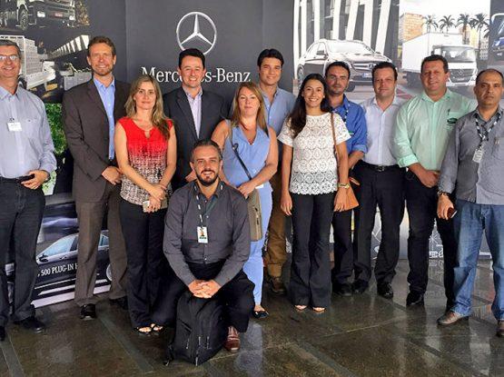 Mercedes Equipe Teckma-